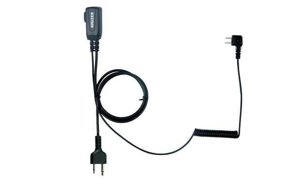NAUZER PTT-32-M2 MOTOROLA  PTT compatible casco PELTOR SPORTTAC