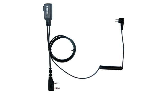 NAUZER PTT-32-S2 ICOM Micro / PTT compatible casco PELTOR SPORTTAC