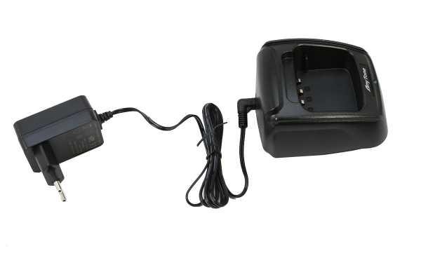 ANYTONE QBC-45-KIT Transformador y Cazoleta para ATD-868UV y ATD-878UV y ATD-878UV PLUS. (Incluyel alimentador de pared QPS-17 )
