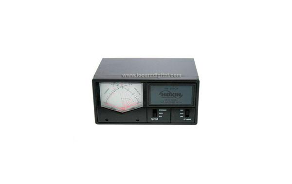 RW200CN HOXIN Medidor ROE / POTENCIA  FRECUENCIA 1,8- 160 mHz