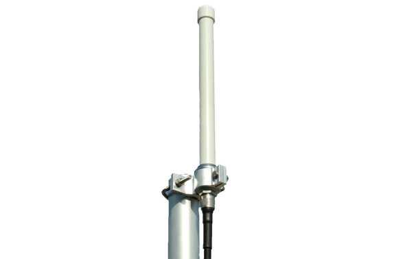 SCO2451 SIRIO Antena Base para WIFI de 2,4 a 2,485 y de 5,15 a 5,875 Ghz