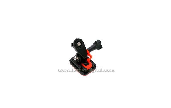 SDA03 AEE Soporte plano + fijación de cámara sport AEE SD19