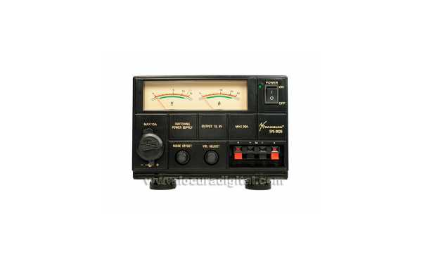SADELTA SPS-3035 Switching Power Supply adjustable from 10 to 16 volts / 30-35 amperes.