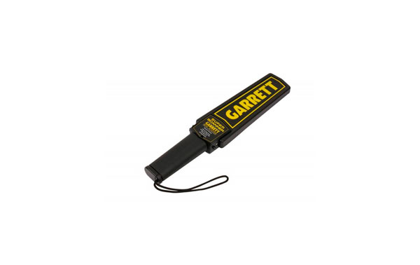 El Detector de metales Garrett SuperScanner ha sido el favorito desde hace mucho tiempo de profesionales de aplicación de la ley del mundo.