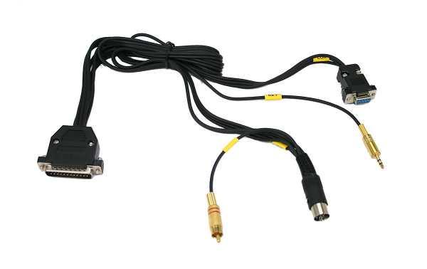 TI-TS9 Cable para Kenwood TS-570S, TS-570D, TS-590S, TS-2000, TS-2000X, TS-B2000