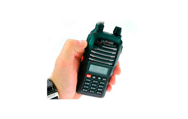 Walkie Talkie LUTHOR TL55 KIT1 DUALBAND VHF/UHF