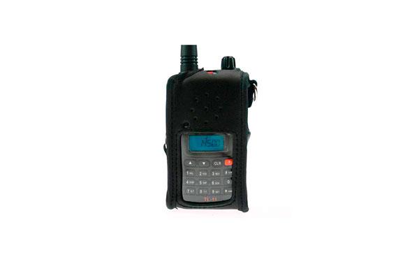 con Pinganillo y Cargador de Coche Luthor TL-11 Kit-1 Walkies Talkie Mono Banda VHF 144 MHz