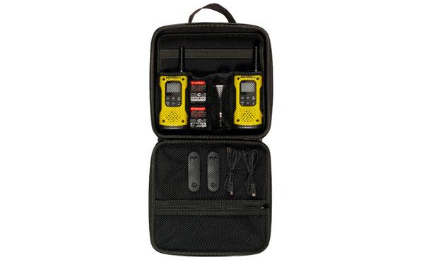 MOTOROLA T92-H2O TLKR- couple walkies PMR446 FREE USE Waterproof IP-67
