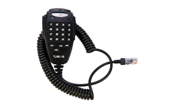 TLMK-18 DTMF microfone para LUTHOR TLM-808 e 909