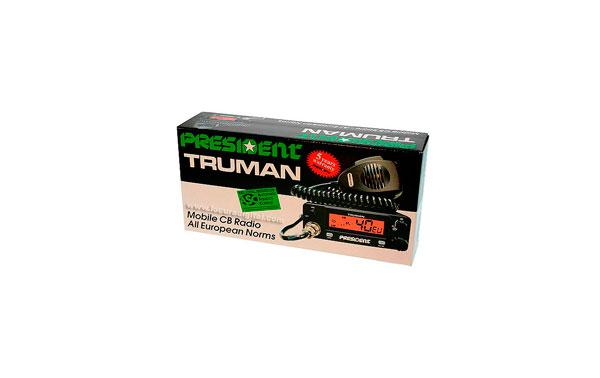 Emisora CB President Truman