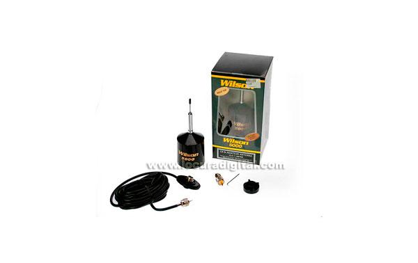 WILSON-5000F Antena Americana  USA WILSON Antena CB 27 Mhz. 5000 watios